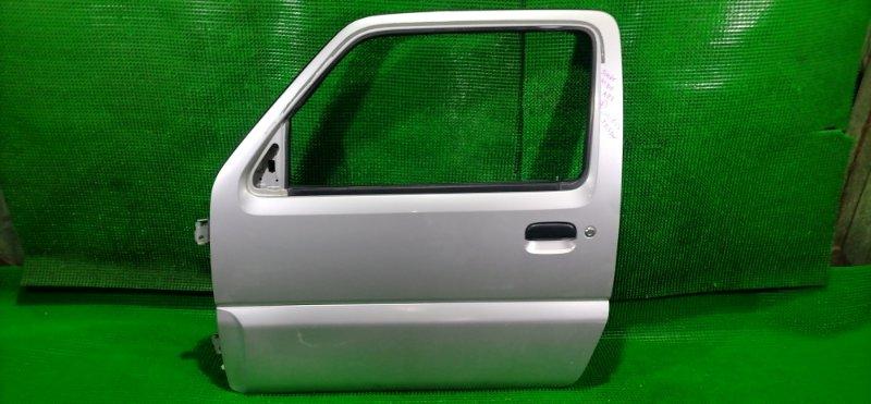Дверь Suzuki Jimny JB33W G13B 1999 передняя левая (б/у)