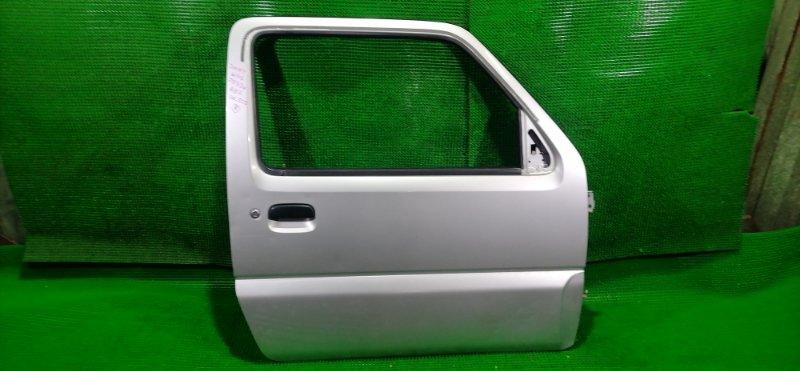 Дверь Suzuki Jimny JB33W G13B 1999 передняя правая (б/у)