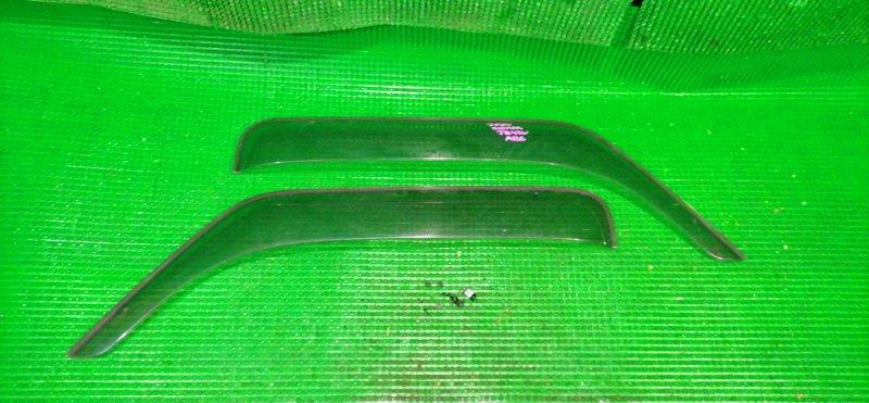 Ветровики комплект Suzuki Jimny JB43W M13A 2002 (б/у)