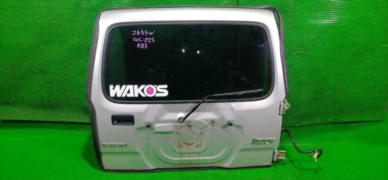 Дверь 5-я Suzuki Jimny JB33W G13B 1999 (б/у)