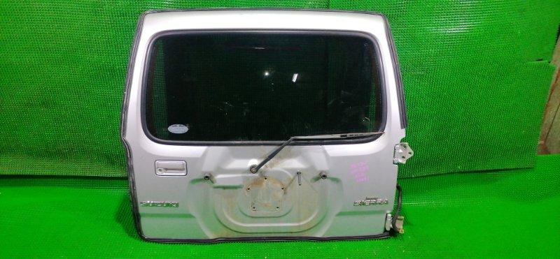 Дверь 5-я Suzuki Jimny JB43W M13A 2002 (б/у)
