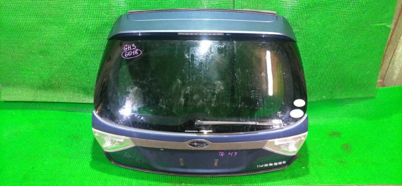 Дверь 5-я Subaru Impreza GH3 (б/у)