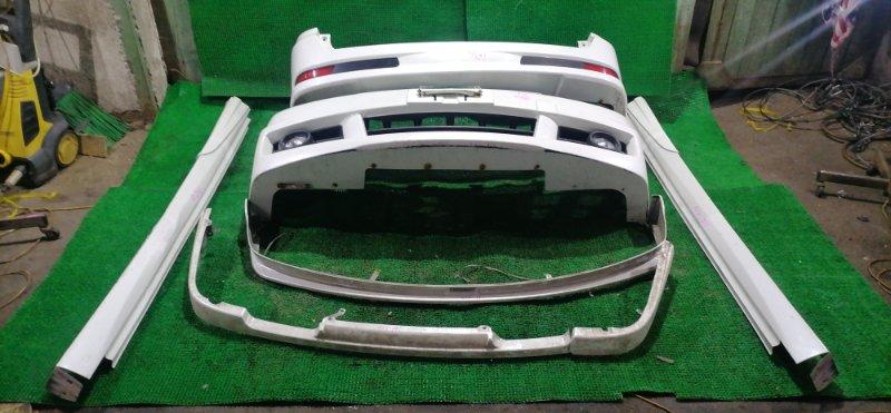 Обвес Nissan Wingroad Y12 (б/у)