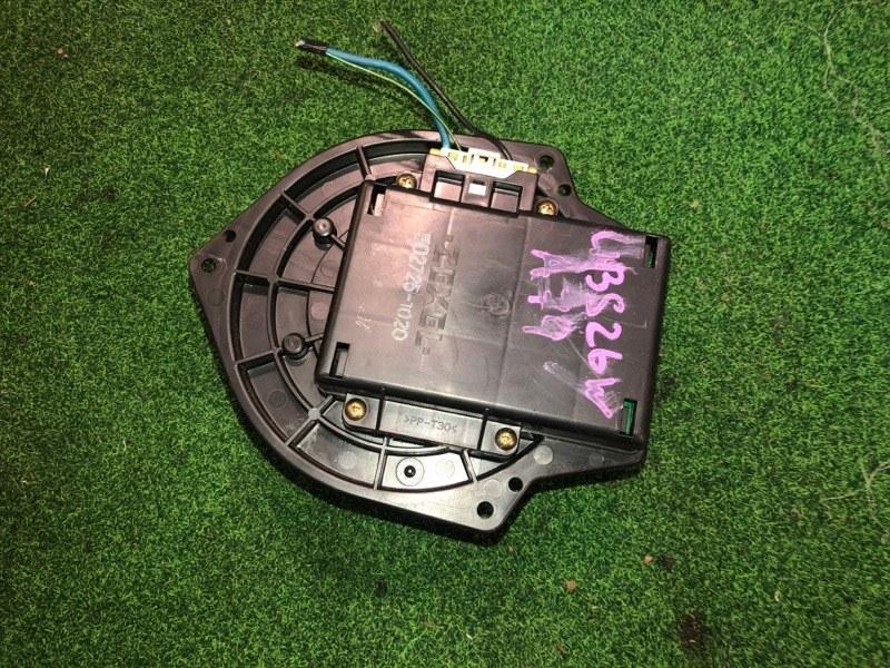 Мотор печки Isuzu Bighorn UBS26 6VE1 2000 (б/у)