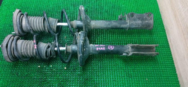 Стойка подвески Toyota Carina AT190 5A задняя (б/у)