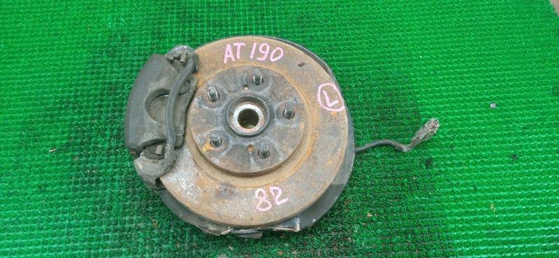 Ступица Toyota Carina AT190 5A-FE передняя левая (б/у)