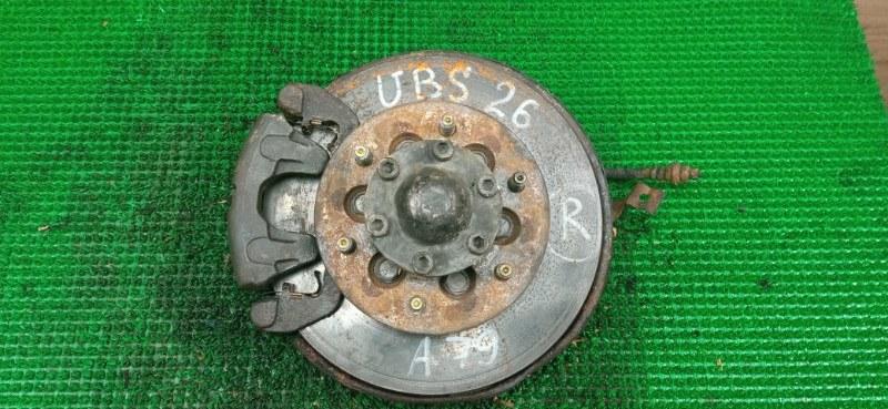 Ступица Isuzu Bighorn UBS26 6VE1 2000 передняя правая (б/у)