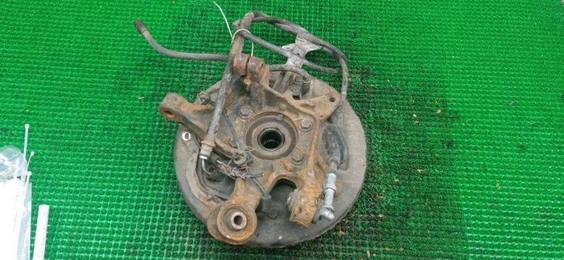 Ступица Honda Hr-V GH4 D16A задняя правая (б/у)