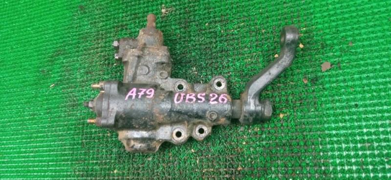 Рулевой редуктор Isuzu Bighorn UBS26 6VE1 2000 (б/у)