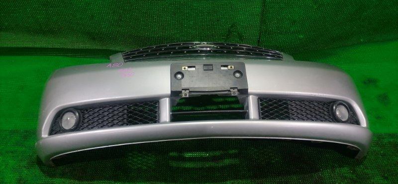 Бампер Nissan Fuga PY50 VQ35-DE 2006 передний (б/у)