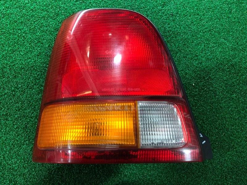 Стоп сигнал Honda Logo GA3 левый (б/у)