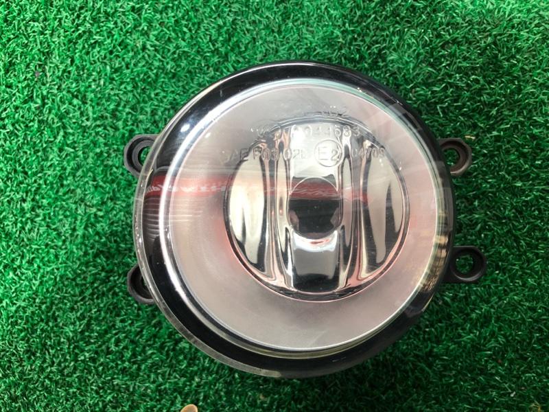 Туманка Toyota Vitz NCP95 левая (б/у)