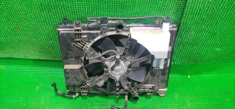 Радиатор Nissan Bluebird Sylphy NG11 HR15 (б/у)