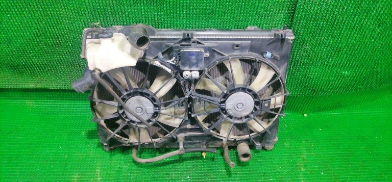 Радиатор Toyota Crown GRS182 3GR (б/у)