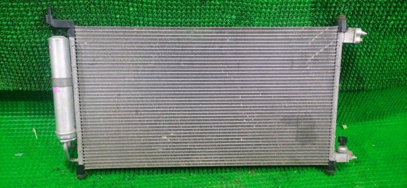 Радиатор кондиционера Nissan Bluebird Sylphy NG11 HR15 (б/у)