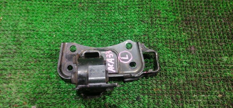 Подушка двигателя Toyota Vanguard ACA33 2AZ-FE левая (б/у)