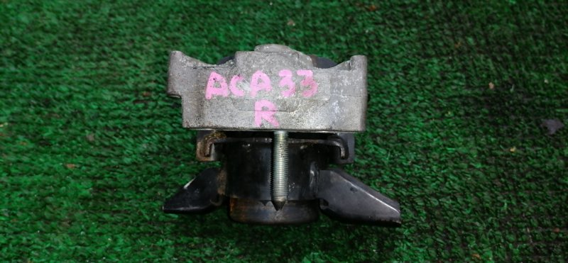 Подушка двигателя Toyota Vanguard ACA33 2AZ-FE правая (б/у)