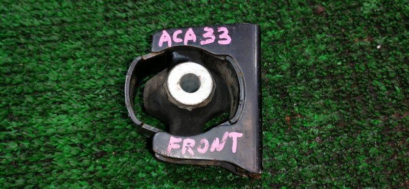 Подушка двигателя Toyota Vanguard ACA33 2AZ-FE передняя (б/у)