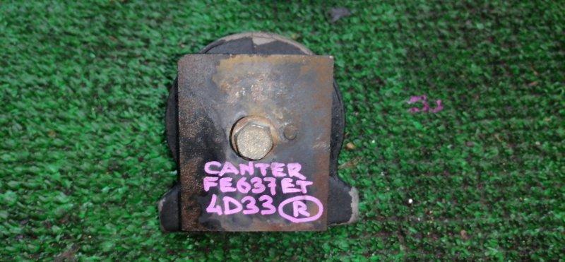 Подушка Mitsubishi Canter FE637ET 4D33 правая (б/у)