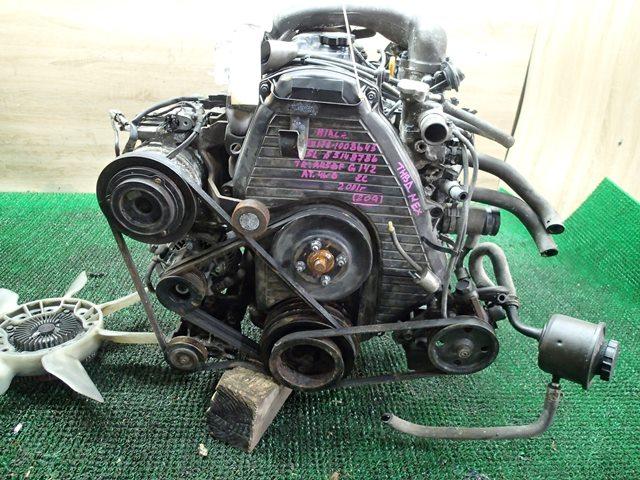 Двс Toyota Hiace LH178 5L 2001 (б/у)