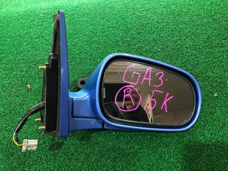 Зеркало Honda Logo GA3 правое (б/у)