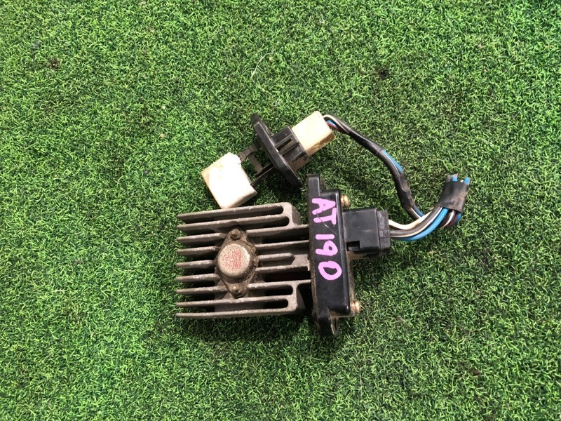 Реле вентилятора печки Toyota Carina AT190 (б/у)