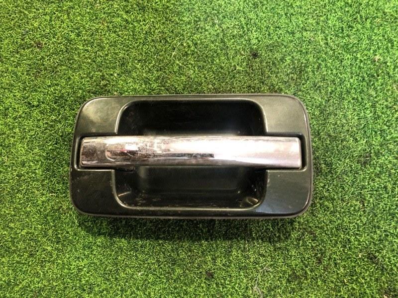 Ручка двери внешняя Isuzu Bighorn UBS26 задняя левая (б/у)