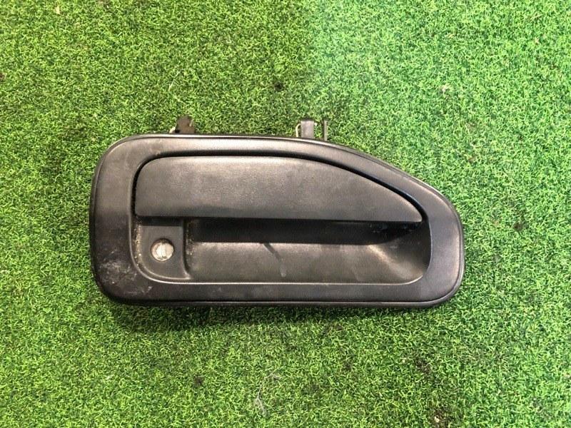 Ручка двери внешняя Mitsubishi Canter FD70BB передняя правая (б/у)