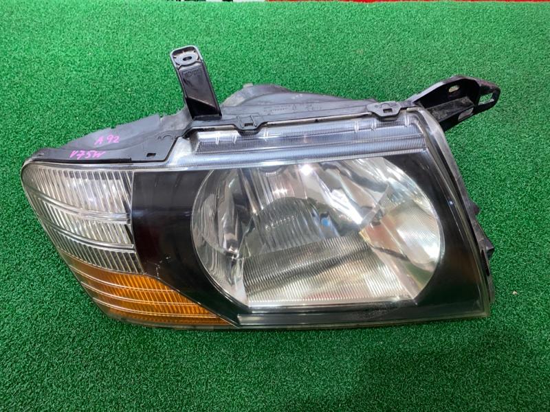 Фара Mitsubishi Pajero V75 правая (б/у)