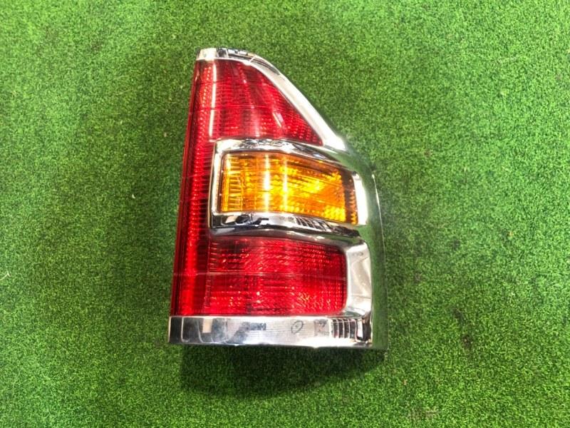 Стоп сигнал Mitsubishi Pajero V75W 6G74 1999 правый (б/у)