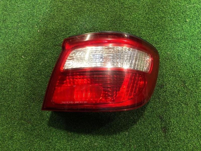 Стоп сигнал Nissan Presage VNU30 правый (б/у)