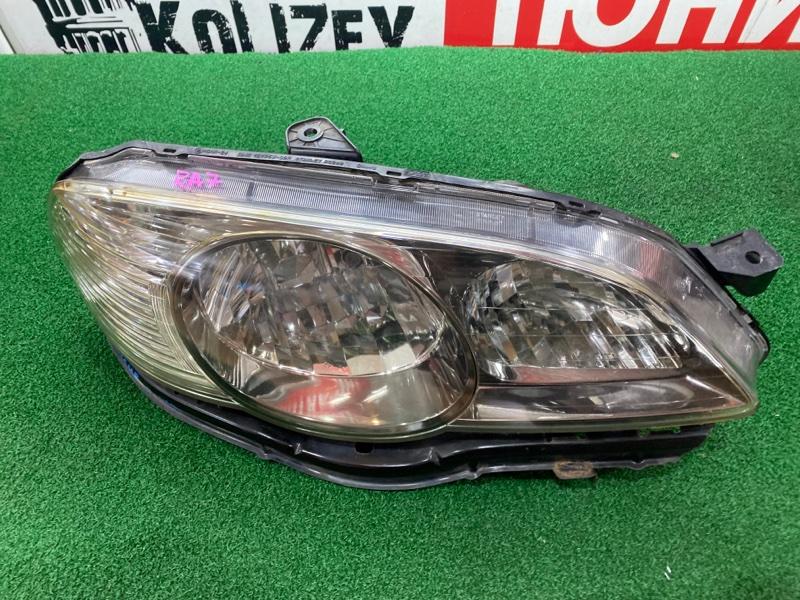 Фара Honda Odyssey RA7 правая (б/у)