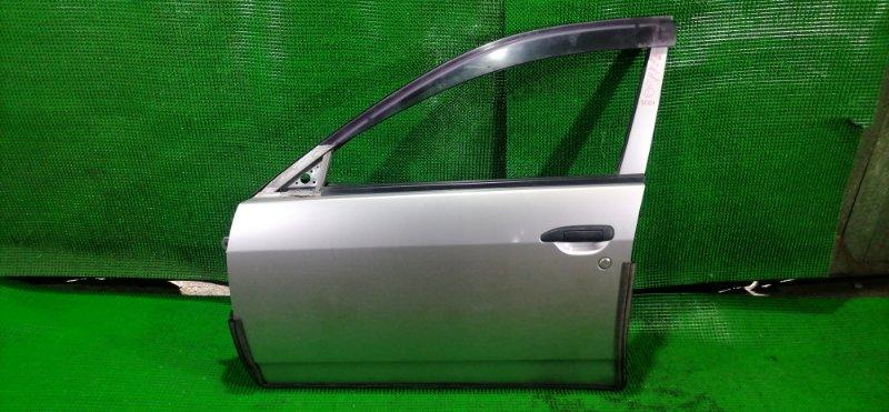 Дверь Nissan Ad Y11 2003 передняя левая (б/у)