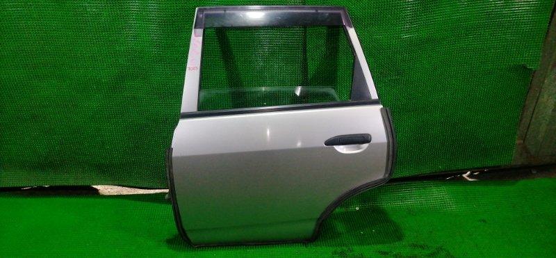 Дверь Nissan Ad Y11 2003 задняя левая (б/у)