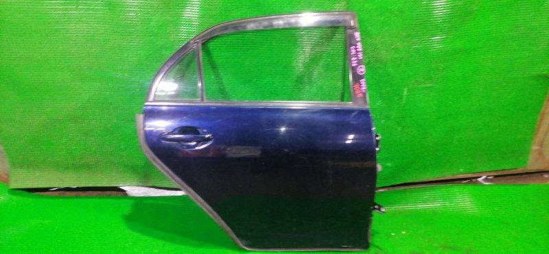 Дверь Toyota Corolla Axio NZE141 задняя правая (б/у)