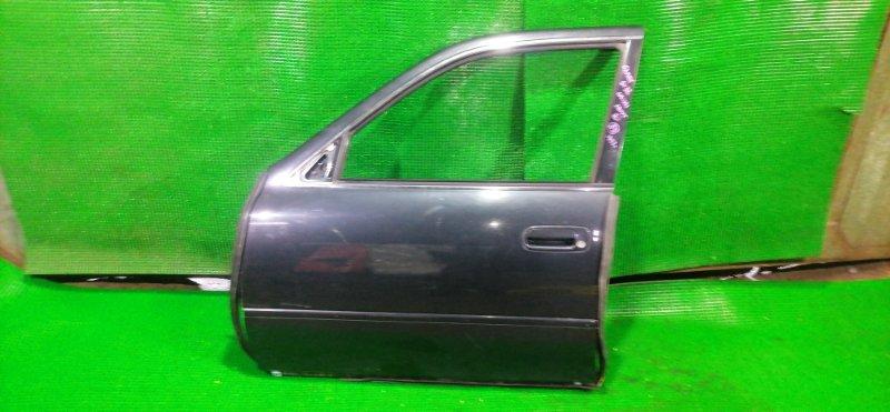 Дверь Toyota Camry SV32 1993 передняя левая (б/у)