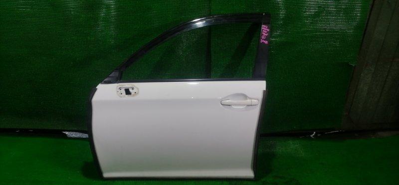 Дверь Toyota Corolla Axio NZE164 1NZ-FE 2013 передняя левая (б/у)