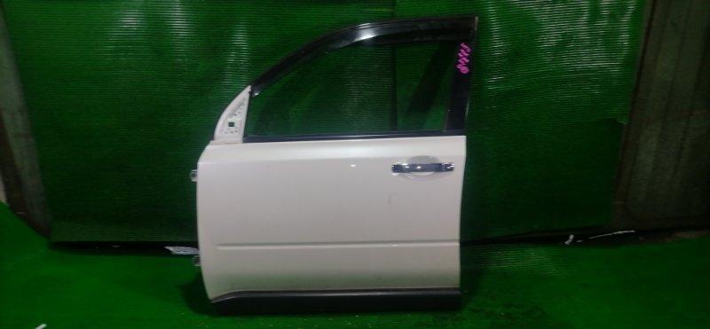 Дверь Nissan X-Trail NT31 2011 передняя левая (б/у)