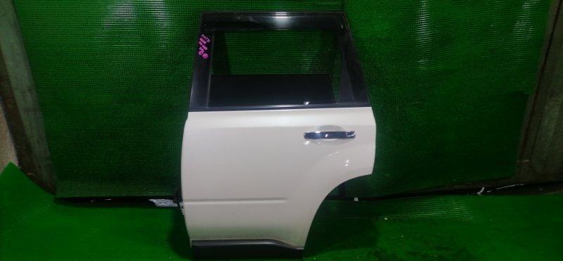 Дверь Nissan X-Trail NT31 2011 задняя левая (б/у)