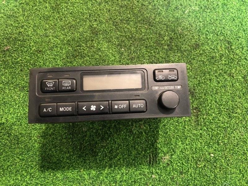 Климат-контроль Toyota Ipsum SXM`15 (б/у)