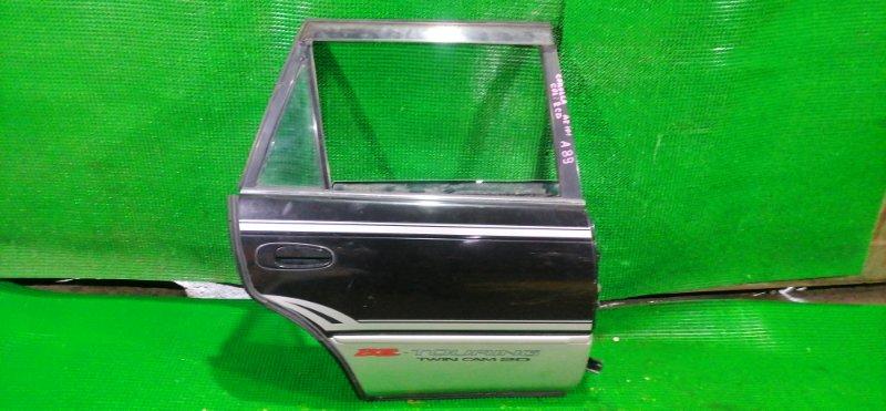 Дверь Toyota Corolla AE101 4A-GE 1996 задняя правая (б/у)
