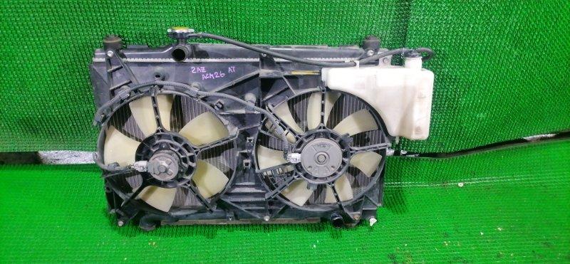 Радиатор Toyota Ipsum ACM26 2AZ (б/у)