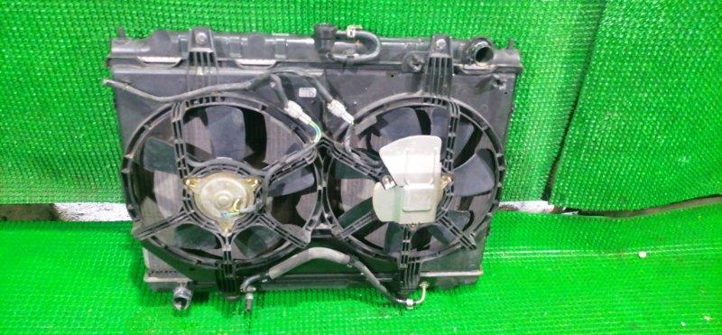 Радиатор Nissan Presage VNU30 YD25 (б/у)
