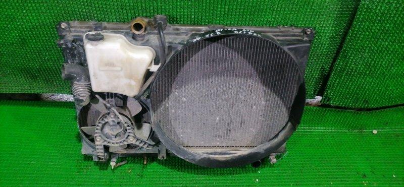 Радиатор Toyota Crown JZS179 2JZ-GE (б/у)