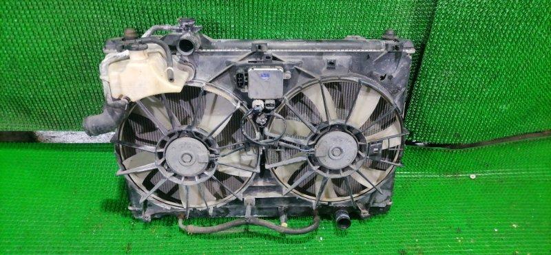 Радиатор Toyota Crown Majesta UZS187 3UZ-FE (б/у)