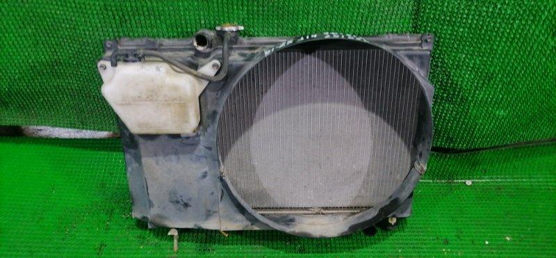 Радиатор Toyota Crown JZS157 2JZ-GE (б/у)