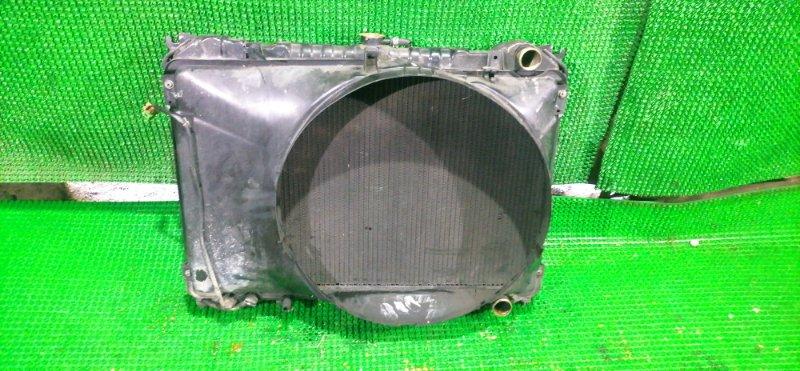 Радиатор Nissan Laurel SJC32 RD28 (б/у)