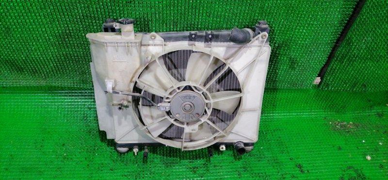 Радиатор Toyota Funcargo NCP20 2NZ (б/у)