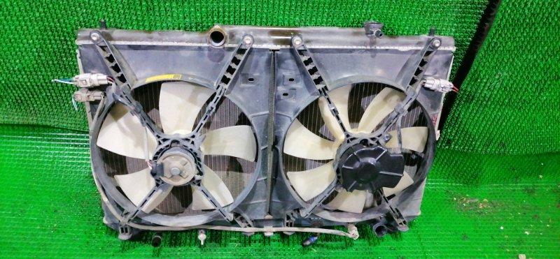 Радиатор Toyota Mark Ii Qualis SXV25 5S-FE (б/у)