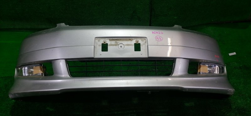 Бампер Toyota Ipsum ACM26 передний (б/у)